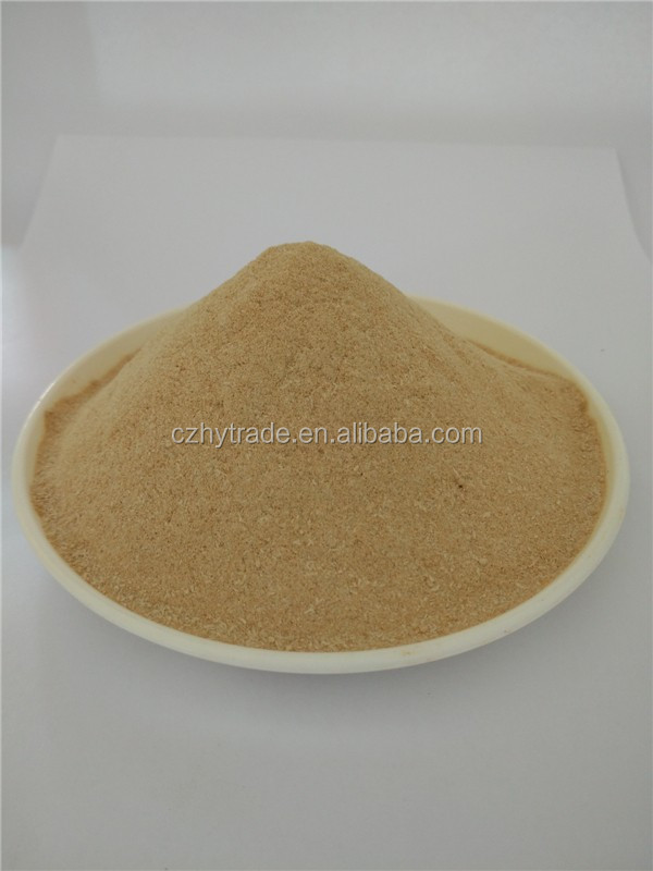 Animal feed yeast with vegetable carrier for cow cattle and broiler etc