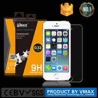 Wholesale alibaba mobile phone color tempered glass screen protector for iphone 5 front and back glass