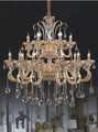 Modern Europe k9 Crystal Chandelier with lobby or hotel decoration