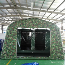 Large Airtight Mobil Inflatable Military Winter Tent
