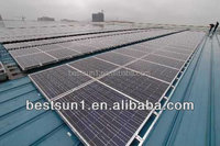 Both AC and DC output 4000w 3 solar power system for home use