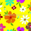polyester floral printed taffeta fabric textile
