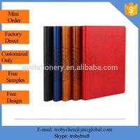 fancy notebook,gift notebook,hard cover notebook