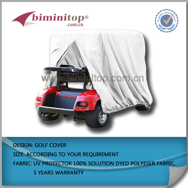 electric vintage golf carts cover