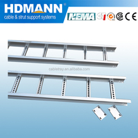 ladder/trough galvanized cable tray