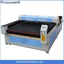 fabric laser cutting machine price papper wool felt cloth textile laser cutting machine