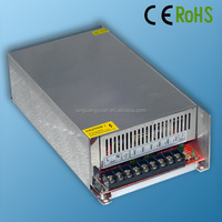 high wattes AC-DC 480W led power driver