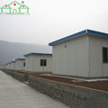 Hot selling prefabricated houses in steel container concrete prices