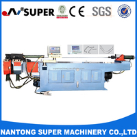 Wheel Barrow Frame Making Used CNC Hydraulic Pipe Bending Machine