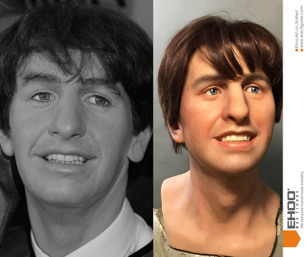 Top Music Wax Figure Richard Starkey The Beatles Wax Statue