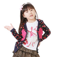 2013 wholesale fashion new design knitting children's sweater