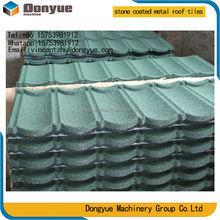 Spanish Style Stone Coated Metal Roof Tiles Cheap Roofing Materials/ceramic