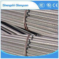 China wholesale steel rebar, deformed steel bar, iron rods from tangshan factory price/building rebar