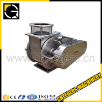 Industrial Stainless Steel Off Set Rotary Airlock Valve for Unloading The Bulk Material