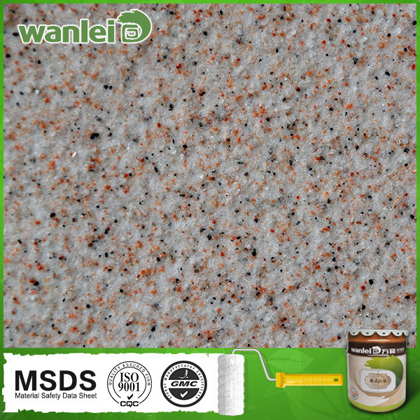 outdoor building rock/sand/natural stone paint/coating
