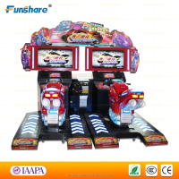 Funshare 2015 hot sale speed motor racing car games motorcycle simulator arcade machine