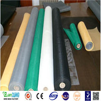 Preferential price fiberglass window screen / mosquito screen / insect mesh