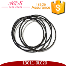 Standard cast coating auto engine piston ring set for Toyota Hilux Vigo 2KD engine car with oem: 13011-0L020