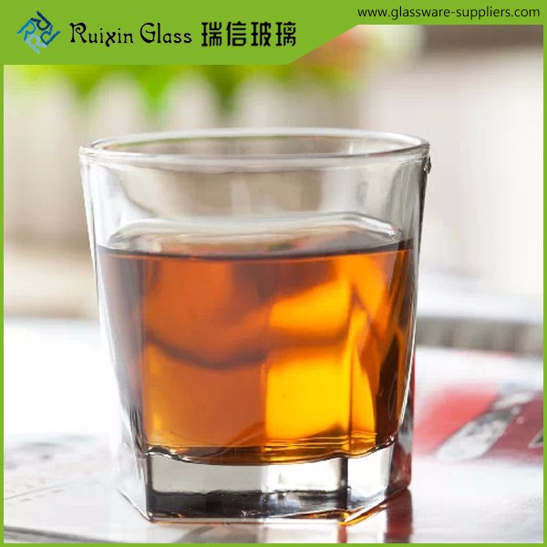 high quality shot whisky glass manufacture