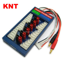 KNT Anderson Safe Parallel Charging Board 40A ParaBoard with 6 Packs JST-XH (2-6S) for RC Lipo Charger