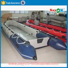large inflatable boat flooring aluminium used fishing boats for sale
