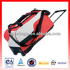 39 LTR RED SPORTS HOLDALL TROLLEY BAG SUITCASE DUFFEL OVERNIGHT WEEKEND TRAVEL BAGS