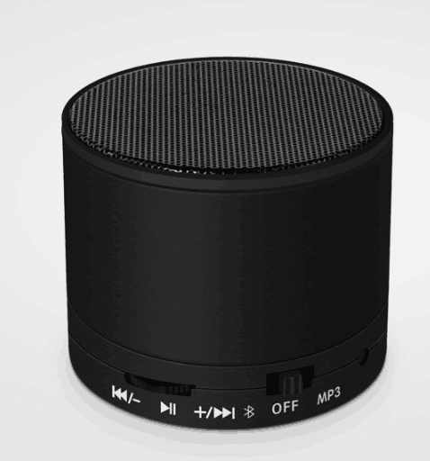 2017 New Design portable mobile wireless music mini bluetooth speaker