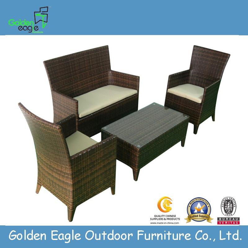 Hot Sale Used Outdoor Furniture Rattan Garden Furniture