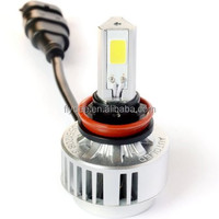 Super Bright 33W 36W 40W LED Motorcycle Headlight Plug and Play LED Headlight Bulbs Led Auto Headlight For Audi