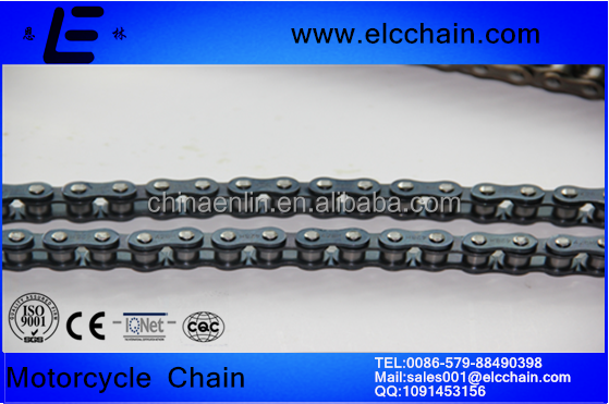 Europe motorcycle chain of 428H