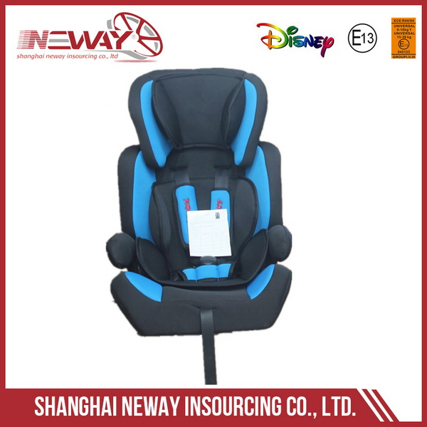 China factory price useful inflatable baby car seat with doll