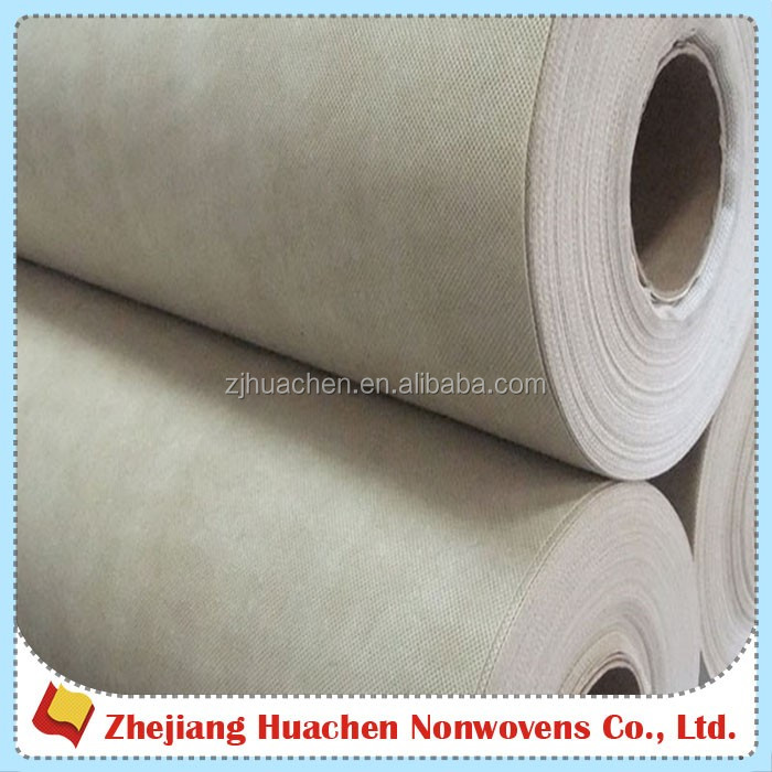 Needle Punched Non-woven Polyester Felt for Dust Collector Filter Bag