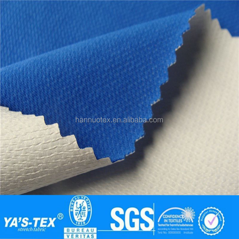 China Supplier Nylon Spandex Jacquard Fabric PU Coated Fabric Rain Jacket Fabric