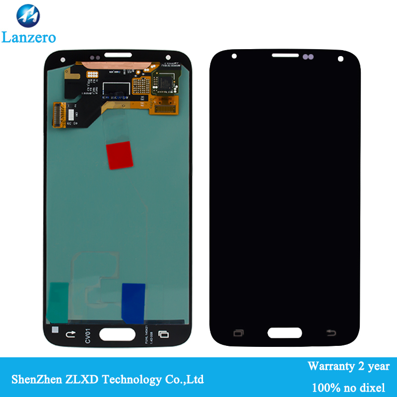 100% Warranty New for Samsung Galaxy S5 LCD Display Touch Screen Digitizer SM-G900M SM-G900F G900A LCD