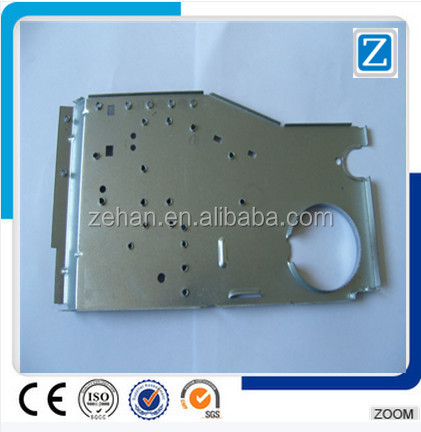 QZM-2058 Sheet Metal punching and Stamping Parts