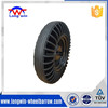 wheel barrow solid rubber tire 4.80/4.00 8