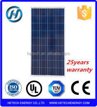high efficiency factory direct yingli solar panel 140w poly