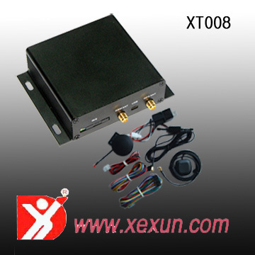 HOT OEM XEXUN Original Car Rentral gps vehicle tracker 008 Support RFID Cam
