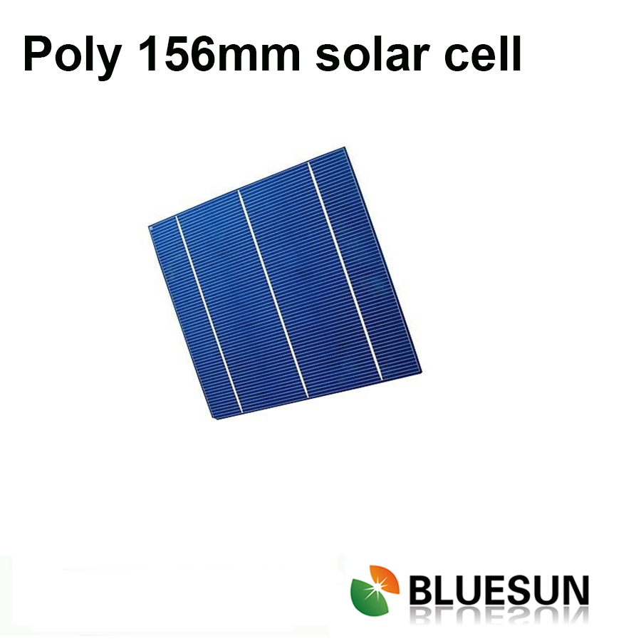 3BB Poly PV 156Cells Solar cell for free sample