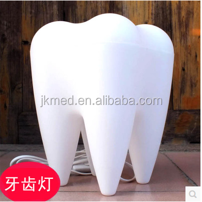 safety tooth lamp home use plastic lamp