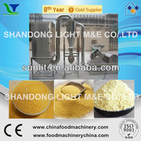 China New Cheap Wheat Rice Soybean Bean Maize Corn Grits Mill