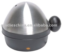 (7 Eggs) Stainless Steel 350W Electric Egg Boiler with GS CE ROHS EMC
