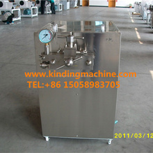 high pressure dairy milk pasteurizer and homogenizer