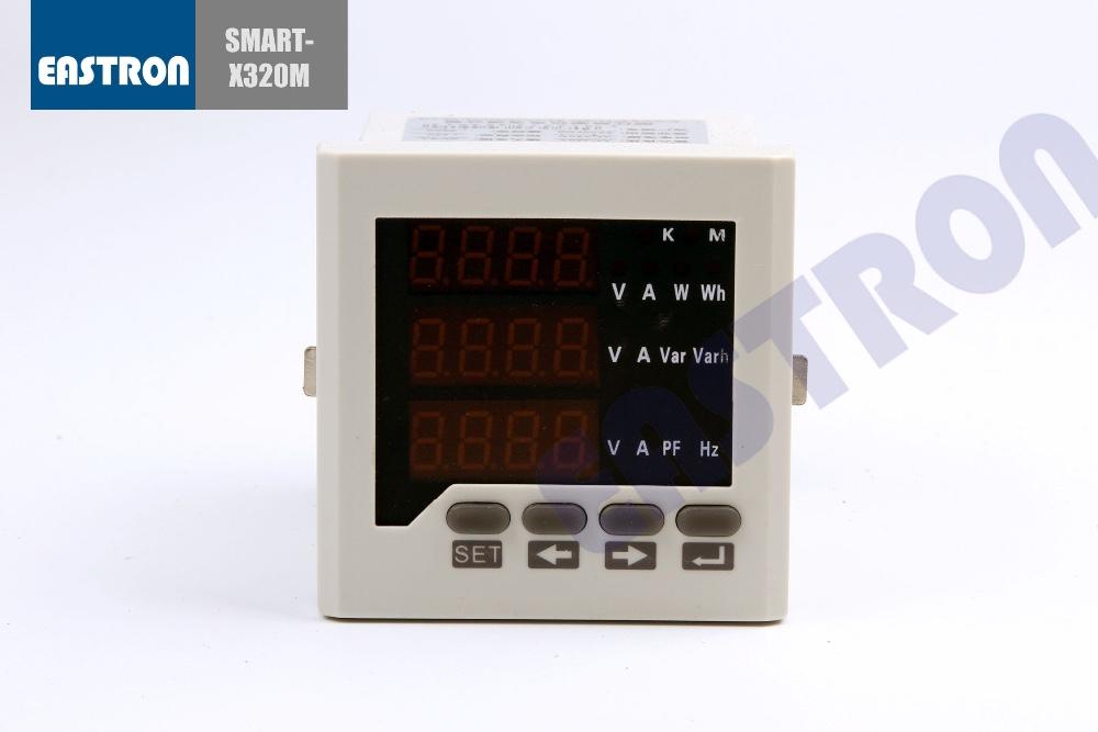 Multifunction Panel Meter : Eastron smart m power meter multifunction panel