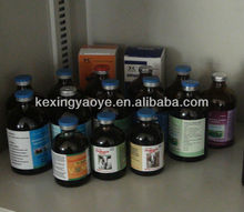 horse supplements of injection