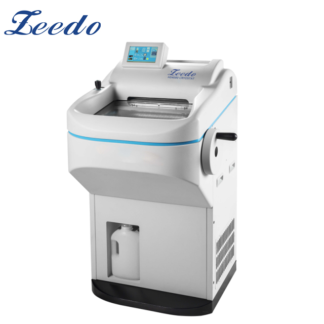 New Design Laboratory Medical Instrument Frozen Ctyostat Microtome