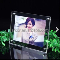 Screw acrylic picture frame multi application