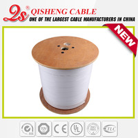 Linan coaxial cable factory rg6 cable,rg59 cable CCTV cable,rg59+2c eeg cable