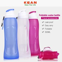 China Wholesales BPA Free Silicone Sports Drink Bottle