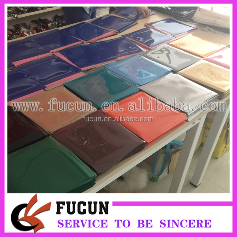 PU flex HTV heat transfer vinyl cutting sheets